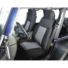 Custom Fit Poly-Cotton Seat Cover 13242.09