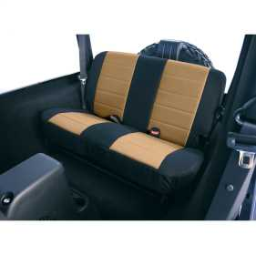 Custom Fit Poly-Cotton Seat Cover 13281.04