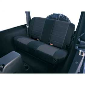 Custom Fit Poly-Cotton Seat Cover 13282.01