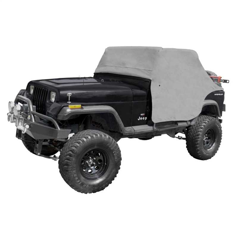 Water Resistant Cab Cover 13310.09
