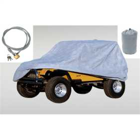 Three Layer Full Car Cover Kit