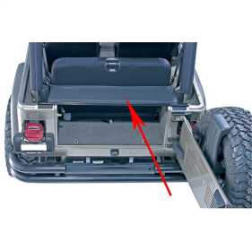 Replacement Tailgate Bar/Tonneau Cover