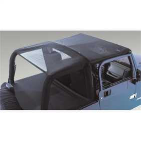 Mesh Header Roll Bar Top