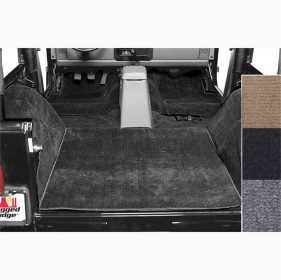 Deluxe Carpet Kit 13690.01