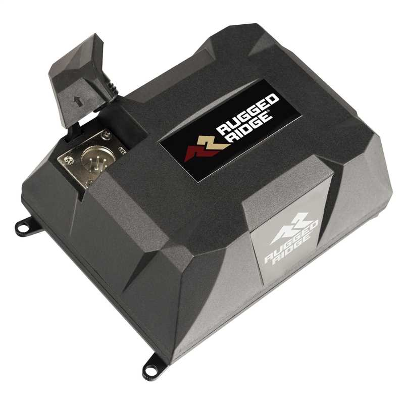 Winch Solenoid Box Assembly 15103.38