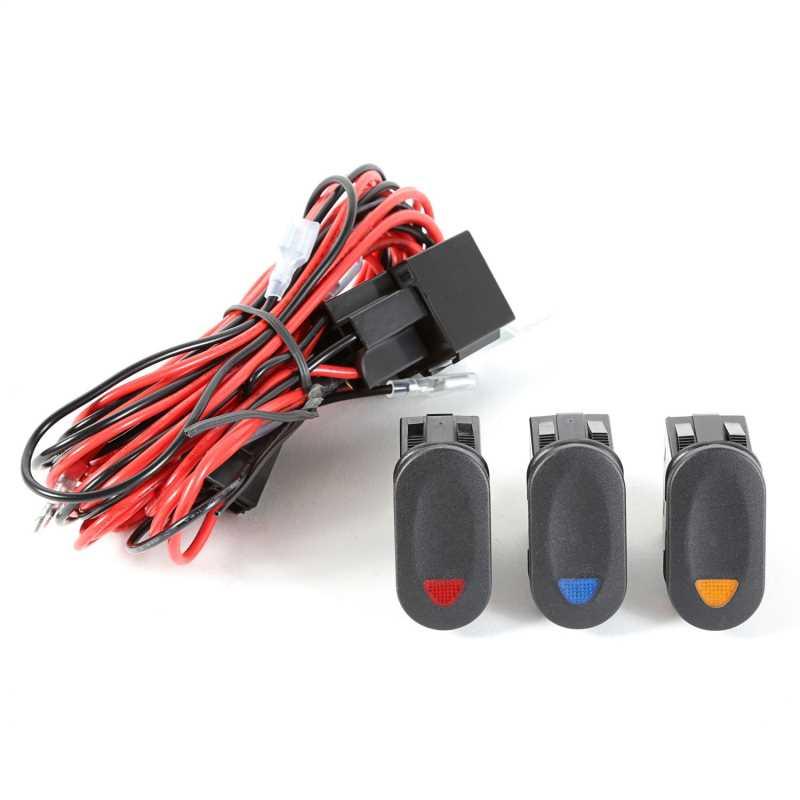 Light Installation Wiring Harness Kit 15210.73