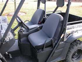Custom Seat Cover 63240.09