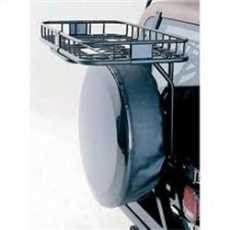 Spare Tire Carrier Cargo Basket