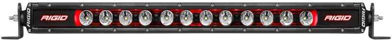 Radiance Plus SR-Series Single Row LED Light Bar 240603