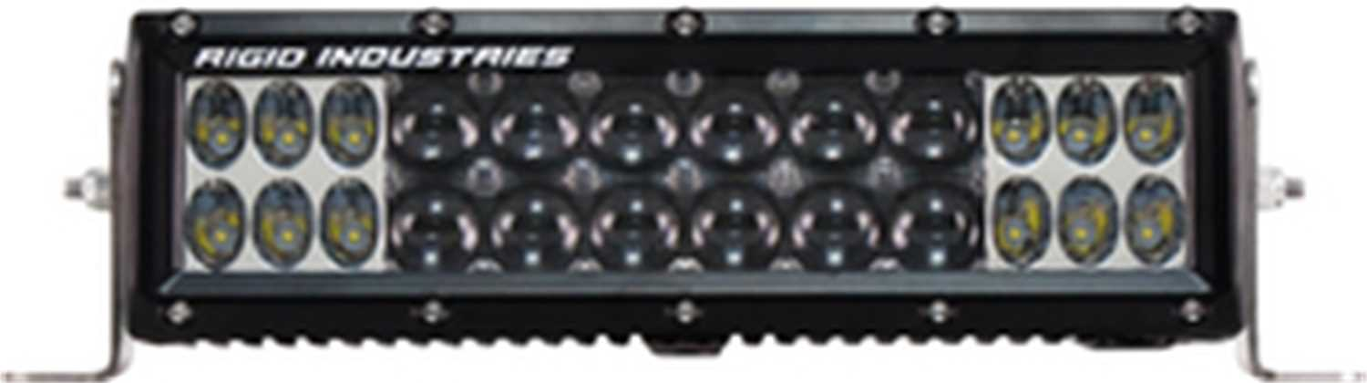 E2 series led light bar tint works plus rigid industries e2 series led light bar 17831e 17831e aloadofball Image collections