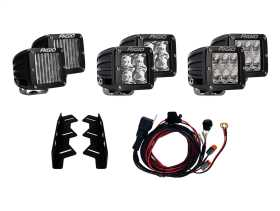 D-Series LED Fog Light Kit