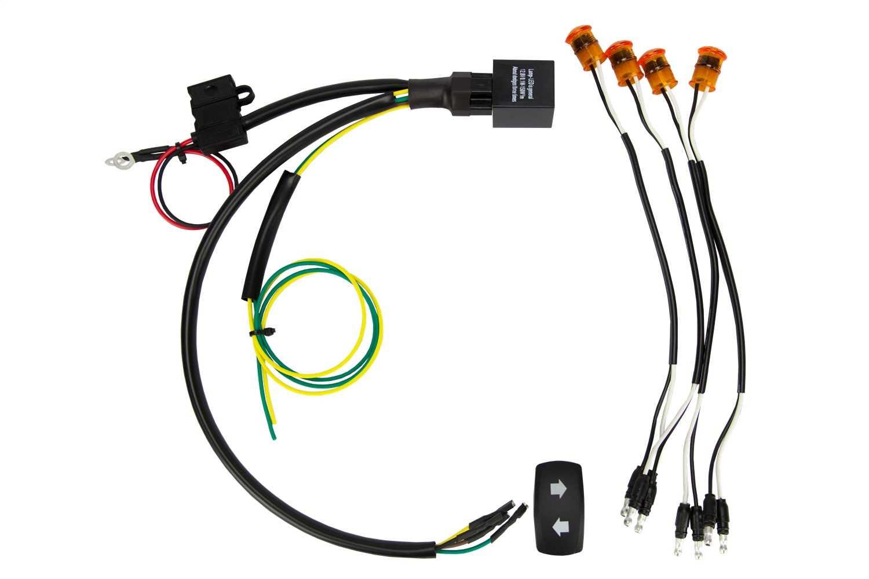 rigid industries turn signal kit 41655