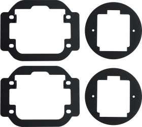 D-Series Fog Light Mount Kit