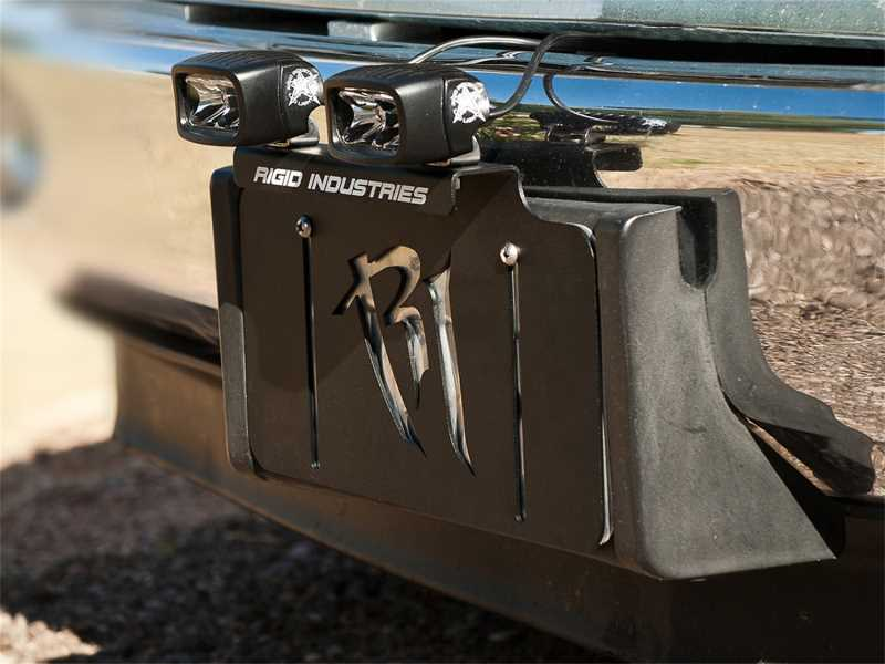 License Plate Mount 40016