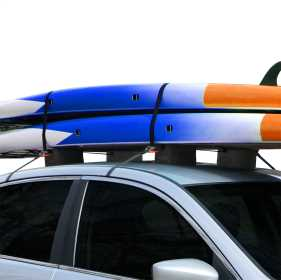Foam Block Stand Up Paddle Board Carrier