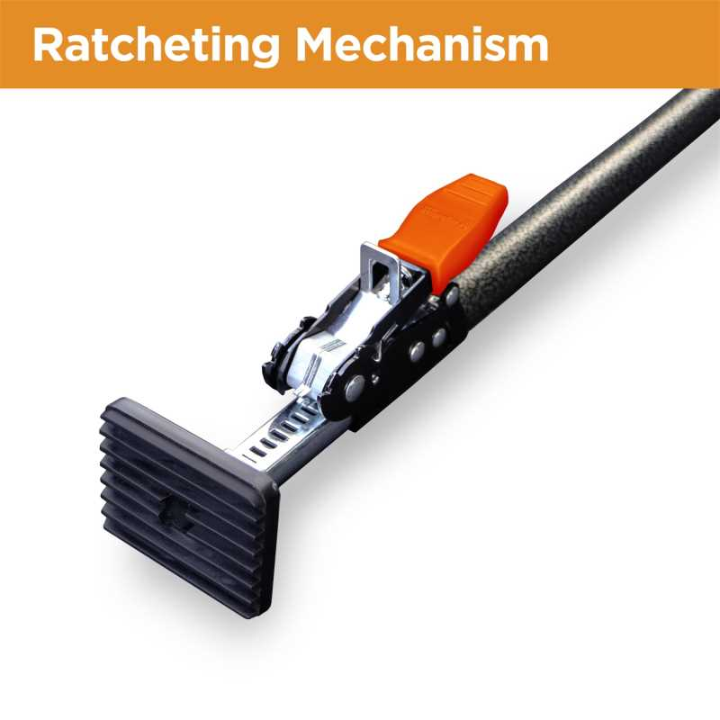Ratcheting Cargo Bar 100T66