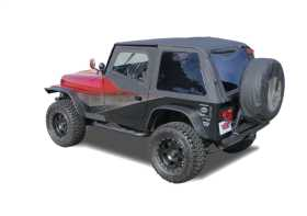 Frameless Soft Top Kit