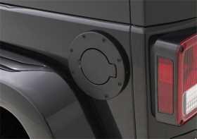 Billet Style Fuel Door Cover 750152