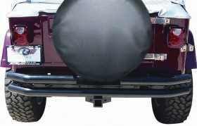 Rear Double Tube Bumper