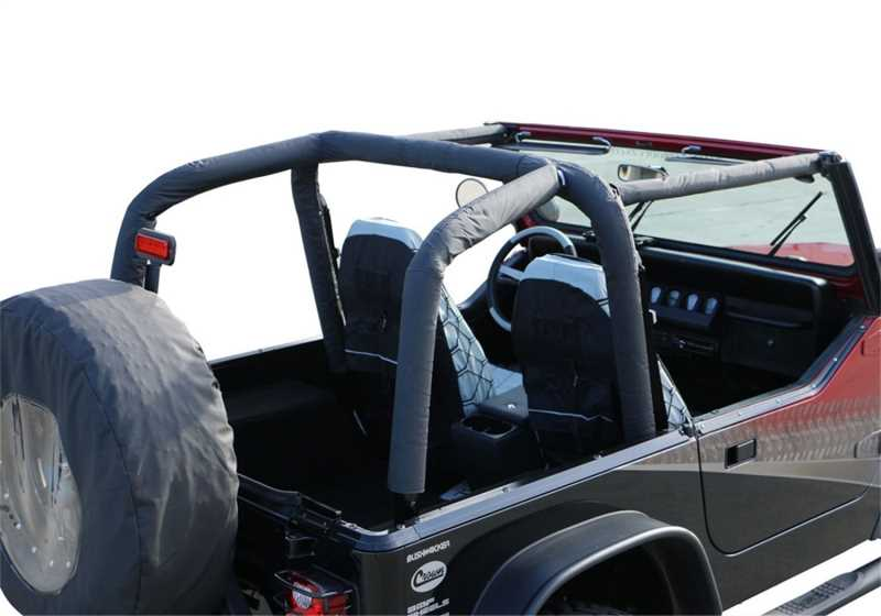 Roll Bar Pad And Cover Kit 768915