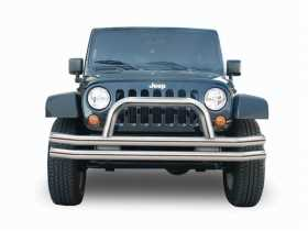 Front Double Tube Bumper