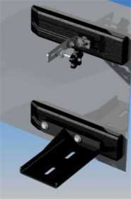 High Lift Jack Mount