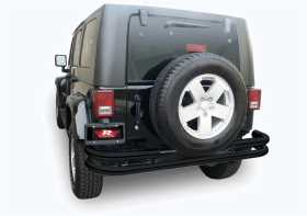 Rear Double Tube Bumper 88648