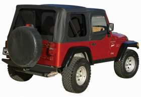 Factory Replacement Soft Top