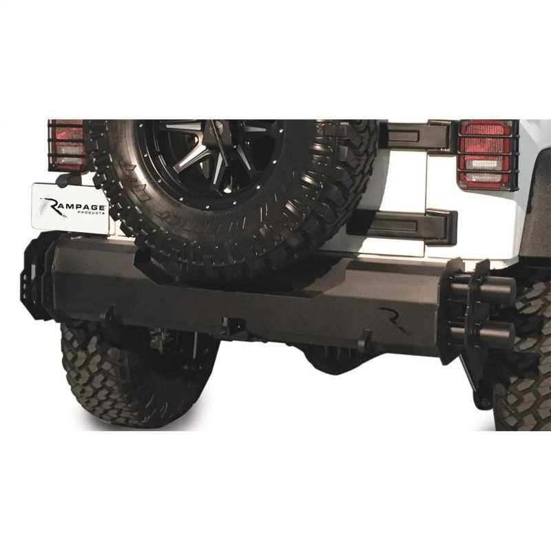 TrailRam Rear Bumper 99610