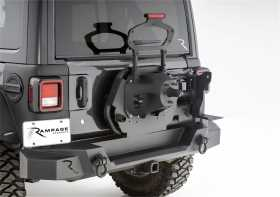 Trail Guard Tire Carrier