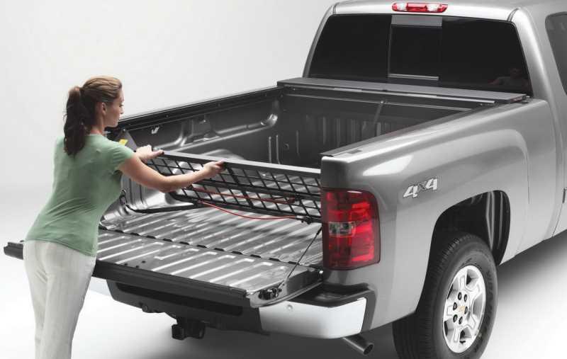 Cargo Manager® Rolling Truck Bed Divider CM119