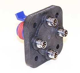 V-Net Bulkhead Connector