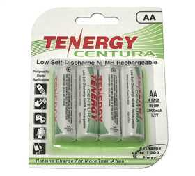 Vantage CL1 Rechargeable AA Batteries