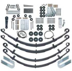 Extreme Duty Suspension Lift Kit