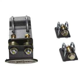 Dual Monotube Steering Stabilizer Bracket Kit