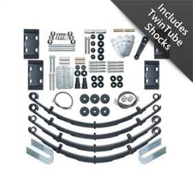 Extreme Duty Suspension Lift Kit w/Shocks RE5525T