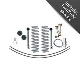 Super-Flex Suspension Lift Kit w/Shocks RE6010T