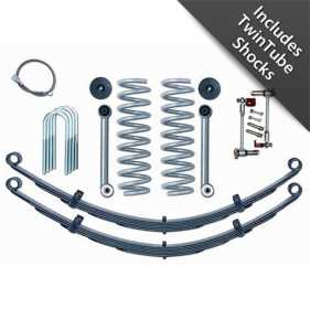Super-Flex Suspension Lift Kit w/Shocks RE6030T