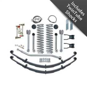Super-Flex Suspension Lift Kit w/Shocks RE6130T