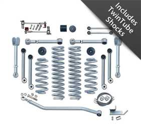 Super-Flex Suspension Lift Kit w/Shocks RE7000T