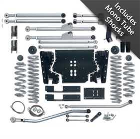 Extreme Duty Suspension Lift Kit w/Shocks RE7203M