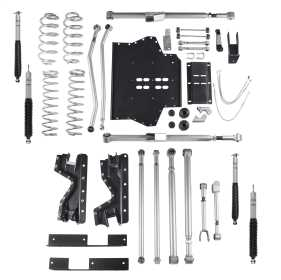 Extreme Duty Suspension Lift Kit w/Shocks