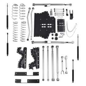 Extreme Duty Suspension Lift Kit w/Shocks RE7204T