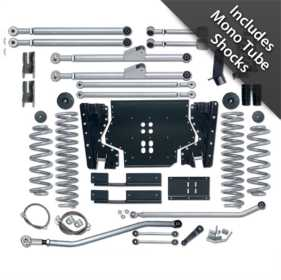 Extreme Duty Suspension Lift Kit w/Shocks RE7205M