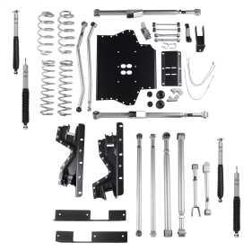 Extreme Duty Suspension Lift Kit w/Shocks RE7214M