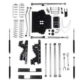 Extreme Duty Suspension Lift Kit w/Shocks RE7214T