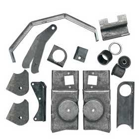 Axle Bracket Kit