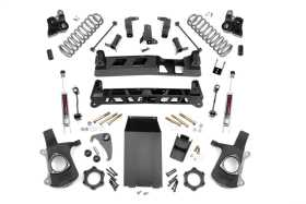 Non-Torsion Drop Suspension Lift Kit