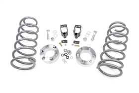 X-REAS Series II Suspension Lift Kit