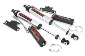 Adjustable Vertex Shocks
